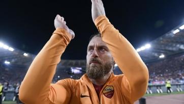 Де Росси: «Рома» способна выходить в полуфинал ЛЧ намного чаще»