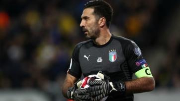 Буффон может получить должность, связанную с итальянской сборной