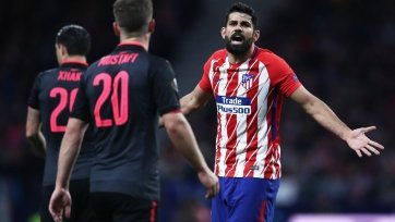 Коста отреагировал на выход «Атлетико» в финал Лиги Европы