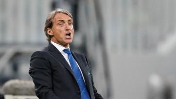 Манчини будет зарабатывать в сборной Италии 1,7 миллиона евро