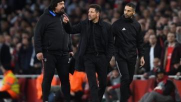 Стало известно, какое наказание УЕФА выбрал для Симеоне