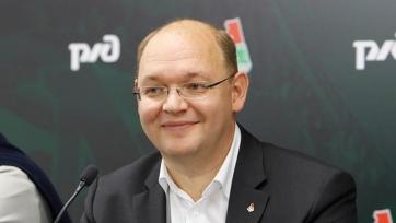 Геркус выразил мнение о новом контракте, который «Локо» заключил с Сёминым
