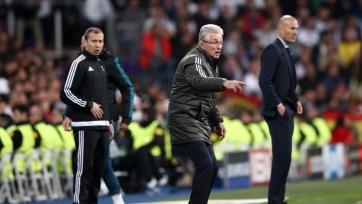 Хайнкес: «Матч с «Реалом» нужно переварить»