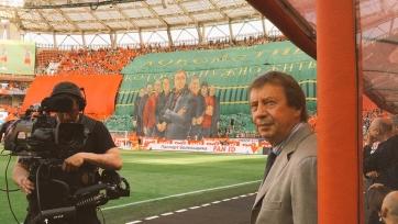 Сёмин дал интервью после «золотого» матча с «Зенитом»