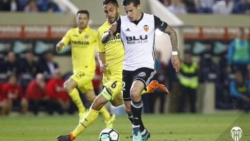 «Вильярреал» оказался сильнее «Валенсии»