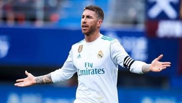 «Реал» не проигрывает на «Камп Ноу» с тех пор, как Рамос стал капитаном