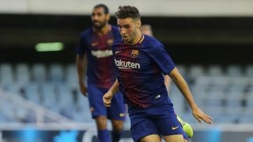 «Валенсия» желает переманить молодого игрока «Барселоны»