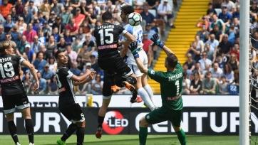 «Интер» отправил 4 мяча в ворота «Удинезе»