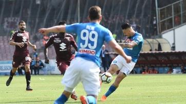 «Наполи» упустил победу над «Торино» и результаты других матчей Серии А