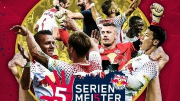 «Ред Булл Зальцбург» стал чемпионом Австрии