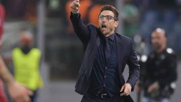 Ди Франческо: «Рома» будет играть на победу против «Ювентуса»