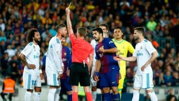 Игрок «Реала» – о судействе: «Игра подтвердила то, что нам уже давно известно»