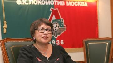 Смородская: «70 процентов нынешнего «Локомотива» укомплектовала я. Уже молчу про инфраструктуру клуба»