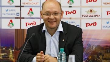 Геркус: «Своё будущее я связываю с «Локомотивом»