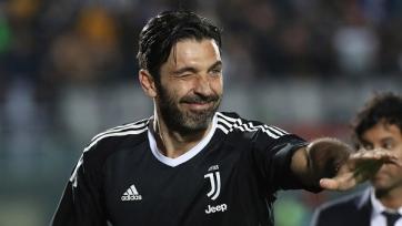 Буффон поделился ожиданиями от матча с «Миланом»
