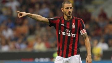 Бонуччи: «Конечно, «Милан» может обыграть «Ювентус»