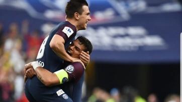 ПСЖ переиграл «Ле Арбье» и выиграл Кубок Франции