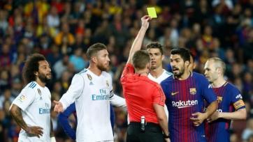 «Реал» хотел, чтобы Эль-Классико судил другой рефери