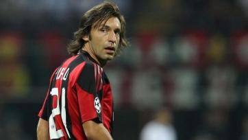 Пирло поделился ожиданиями от матча «Юве» - «Милан»