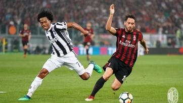 «Ювентус» разгромил «Милан» и завоевал Кубок Италии