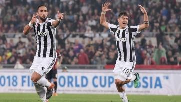 Бенатия – первый игрок «Юве» в 21-м веке, оформивший дубль в финале Кубка Италии