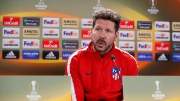 Симеоне: «Я не собираюсь рекомендовать детям заниматься футболом»