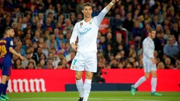 Роналду не праздновал гол в ворота «Барсы» из-за Фергюсона
