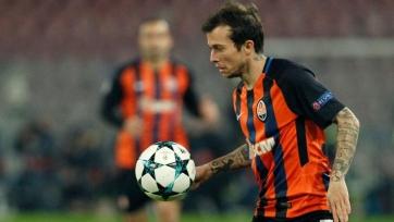 «Рома» хочет подписать игрока «Шахтёра»