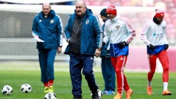 Сборная России объявила расширенный состав на Чемпионат мира