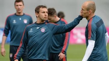 Роббен и Рафинья договорились с «Баварией» относительно новых контрактов