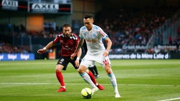 «Марсель» и «Генгам» наколотили 6 голов, но победителя не выявили