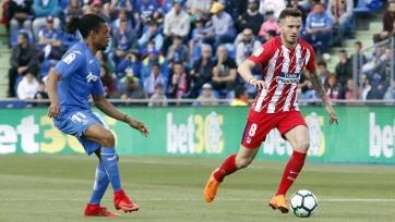 «Атлетико» переиграл «Хетафе», гол Черышева за «Вильярреал» и результаты других матчей Ла Лиги