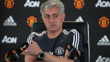 Моуринью прокомментировал уход Фарии из «Манчестер Юнайтед»