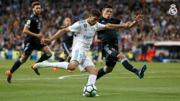«Реал» уничтожил «Сельту, отправив в ворота соперника 6 мячей
