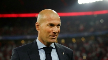 Зидан прокомментировал победу «Реала»