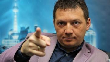 Черданцев назвал имя третьего претендента на пост тренера «Зенита»