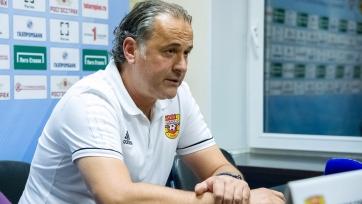 Тульский «Арсенал» намерен продолжать сотрудничество с Божовичем