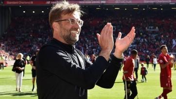 Клопп считает, что сезон для «Ливерпуля» сложился «практически идеально»