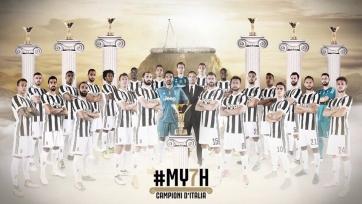 «Ювентус» сыграл вничью с «Ромой» и стал чемпионом Италии