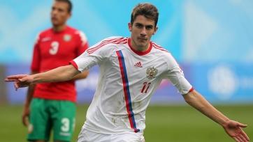 Базелюк забил первый гол в Чехии