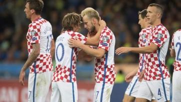 Опубликована расширенная заявка сборной Хорватии