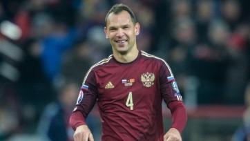 Игнашевич вернулся в ряды сборной России