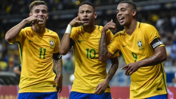 Тите обнародовал заявку сборной Бразилии для участия в ЧМ-2018