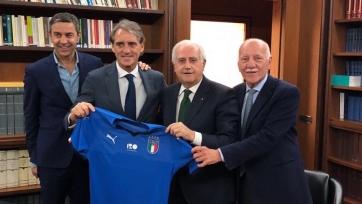 Официально: Манчини – главный тренер сборной Италии