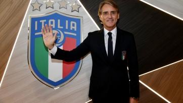 Манчини дал первое интервью в статусе наставника итальянской сборной