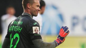 Сергей Нарубин завершил карьеру
