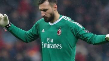Таккони: «Доннарумма покинет «Милан»