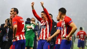 Торрес выиграл первый трофей в составе «Атлетико»