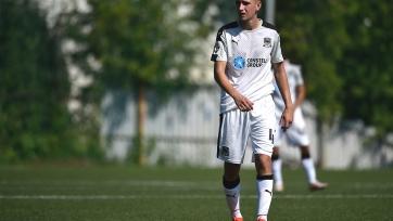 Уткин и ещё два игрока «Краснодара» перейдут в «Лугано»