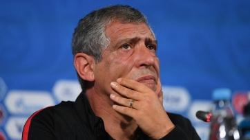 Сантуш прокомментировал отсутствие Эдера и Нани в заявке сборной Португалии